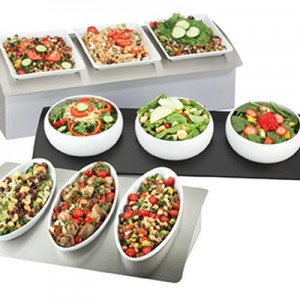 Salad Displays & Sneezeguards