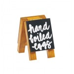 Madera Write-On A-Frame Sign