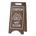 Extra Durable Wet Floor Sign