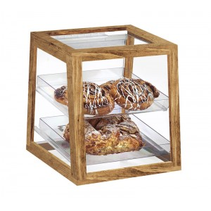 Madera 2 Tier Display Case