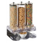 Silver Bulk Cereal Dispenser